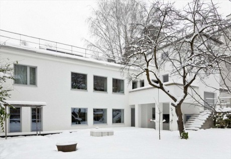 Реконструкция дома в Австрии