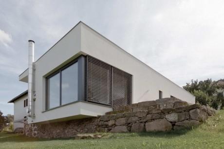 Дом у леса в Австрии