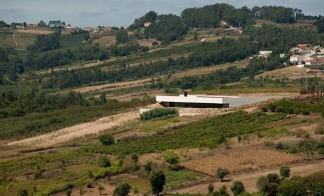 Дом-ландшафт в Португалии