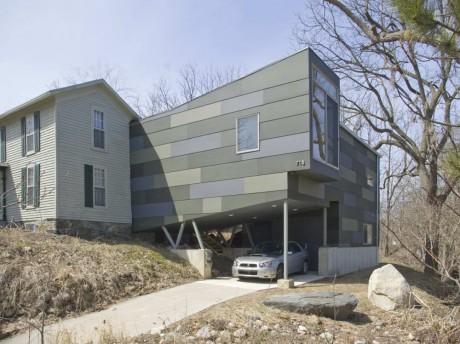 Расширение дома в США 2