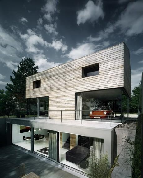 Загородный дом в Германии 4