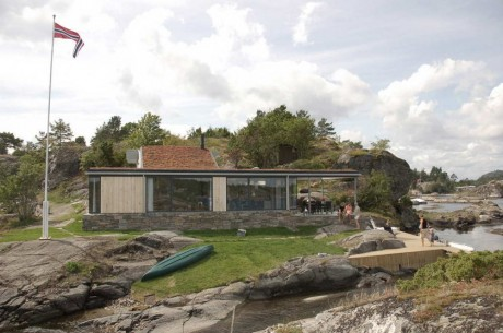Дача в Норвегии 3