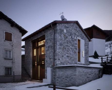 Реконструкция дома в Италии 2
