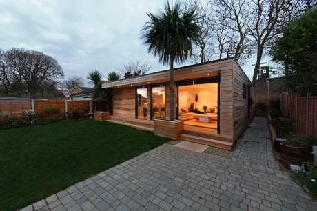 Садовый домик в Англии