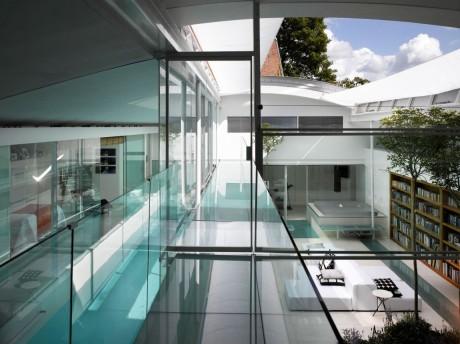 Интровертный дом в Лондоне