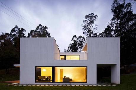 Дом на склоне в Португалии 2