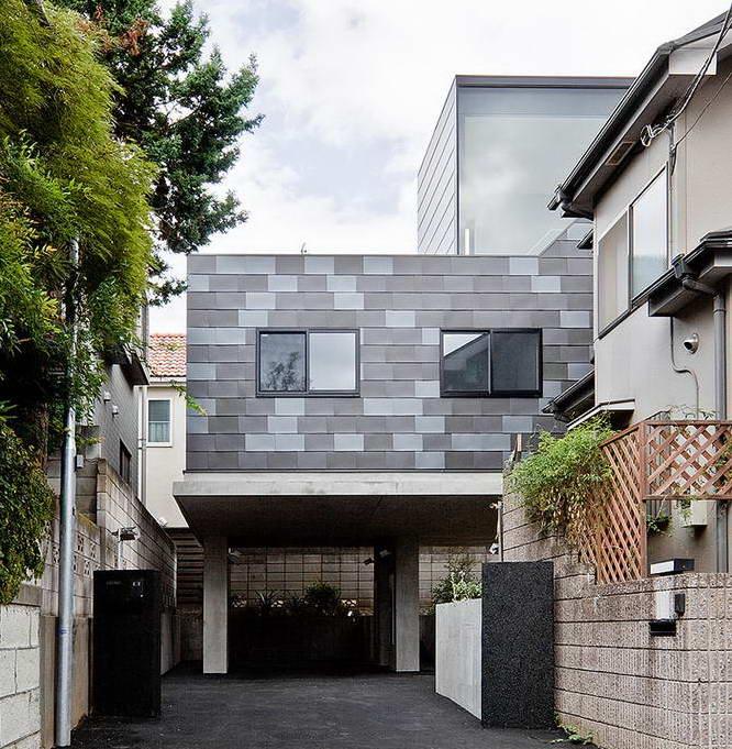 В эифукухо house in eifukucho в японии от upsetters