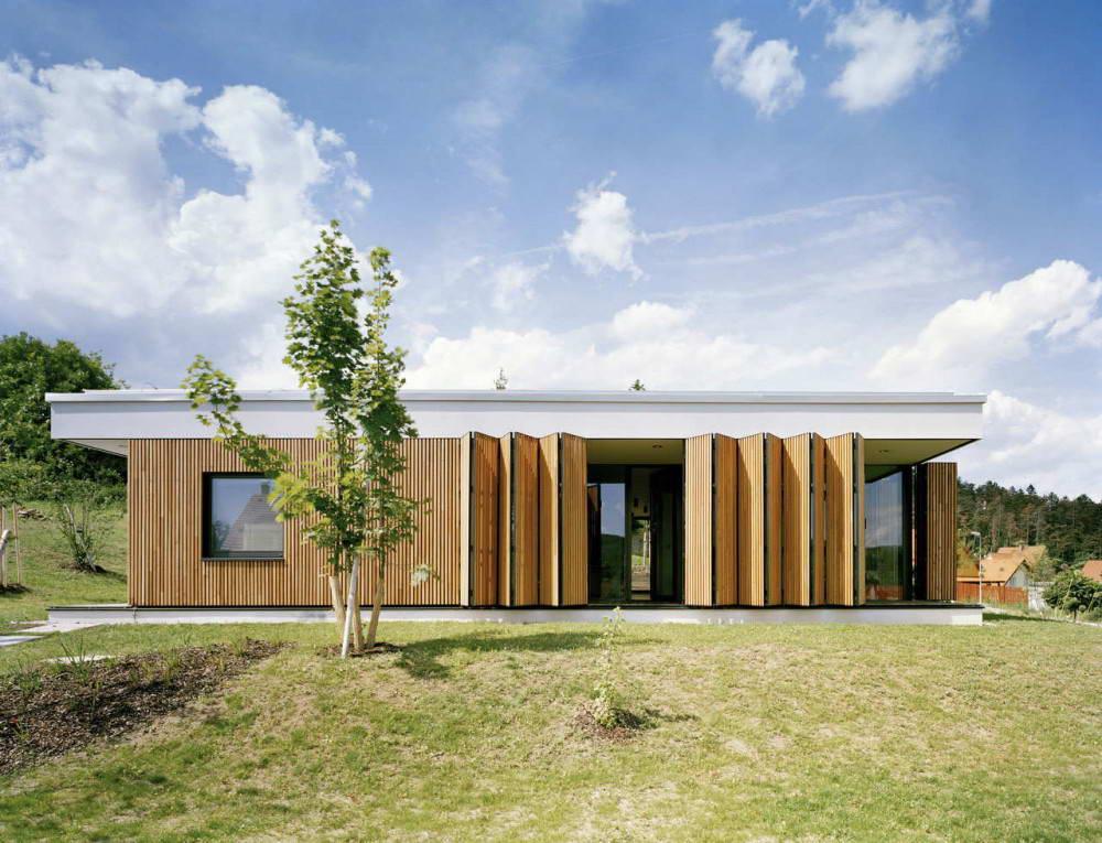 Дизайн дома у моря