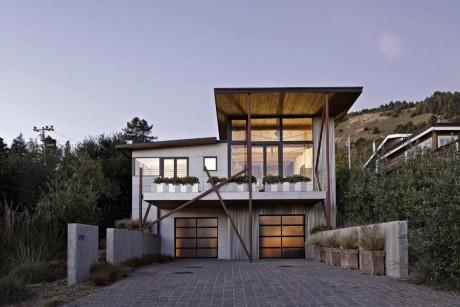 Дом у океана в США 5