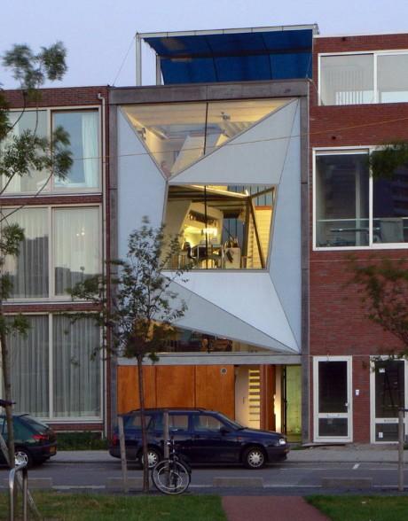 Городской дом в Голландии 8