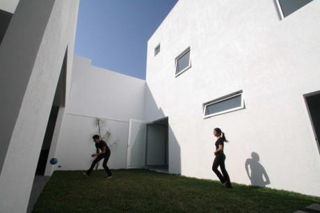 Белый дом в Мексике