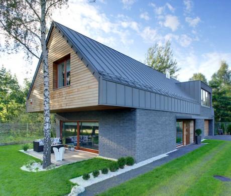 Загородный дом в Польше 4