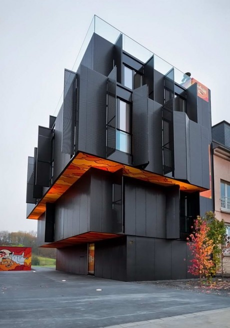 Апартаменты в Люксембурге