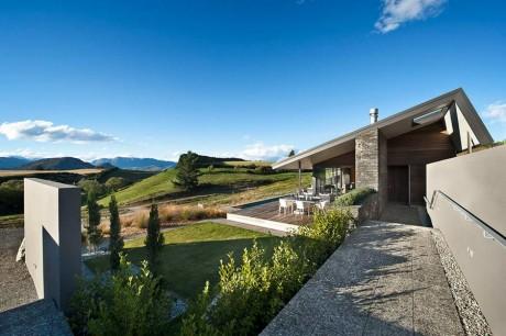 Загородный дом в Новой Зеландии 3