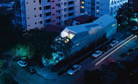 Городской дом в Бразилии 3