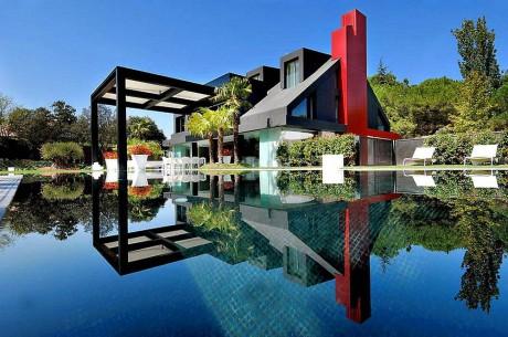 Загородный дом в Испании 4