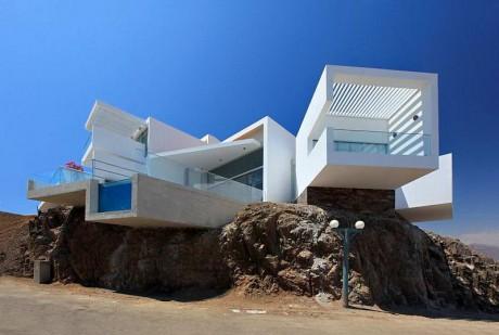 Дом у океана в Перу 2