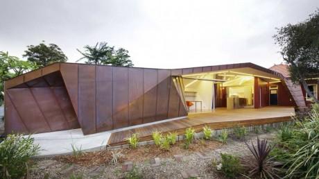 Расширение дома в Австралии 7