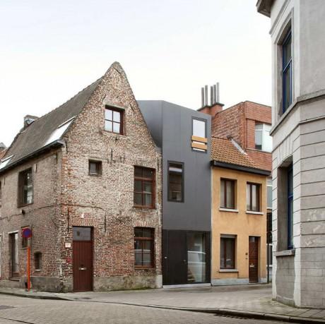 Городской дом в Бельгии
