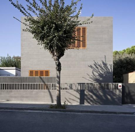 Дом-куб в Испании