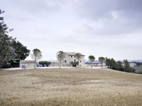 Реконструкция дома в Италии 3