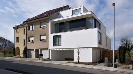 Расширение дома в Люксембурге
