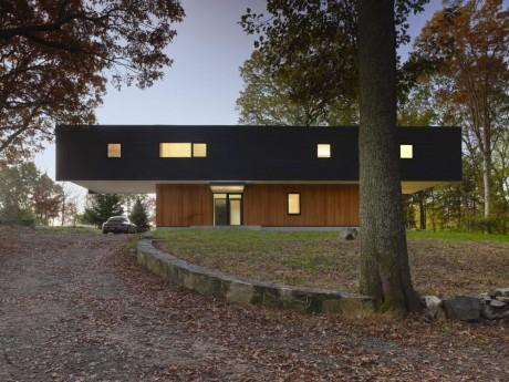 Консольный дом в США