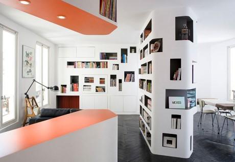 Квартира для коллекционера в Париже