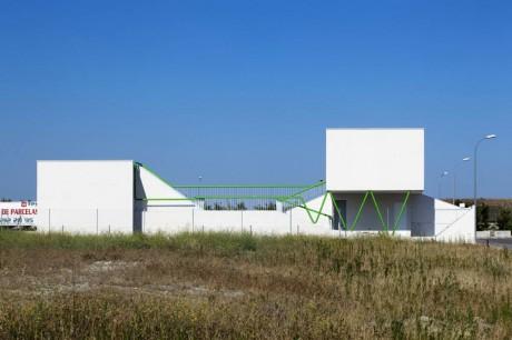 Загородный дом в Испании 6