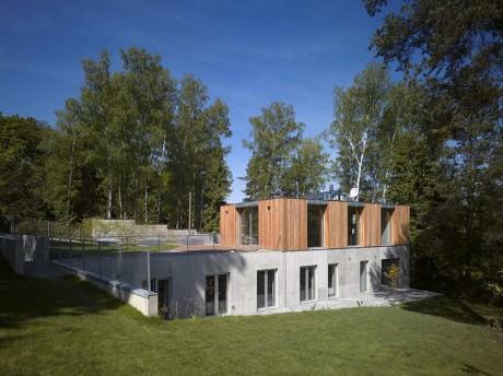 Загородный дом в Чехии 8
