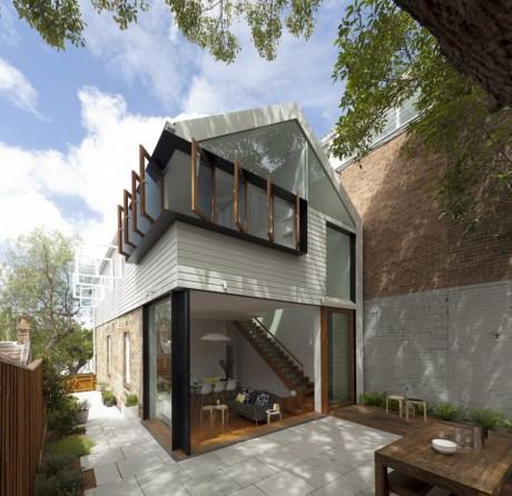 Реконструкция дома в Австралии 3