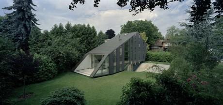 Медный дом в Германии