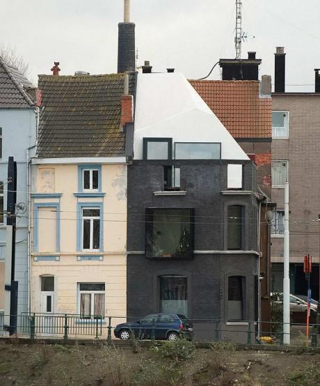 Реконструкция дома в Бельгии 2