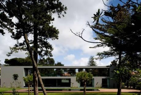 Реконструкция дома в Португалии 2