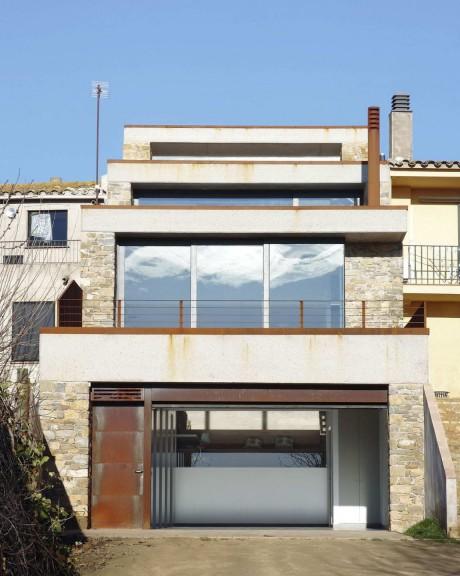 Реконструкция дома в Испании 3