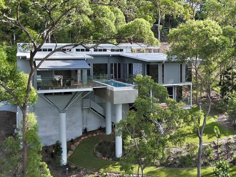 Дом на склоне в Австралии 3