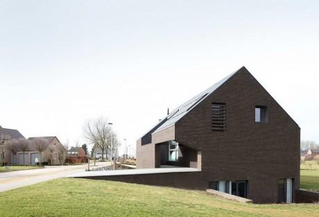 Загородный дом в Бельгии