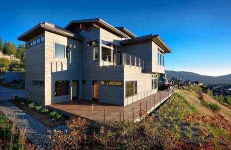 Загородный дом в США 10