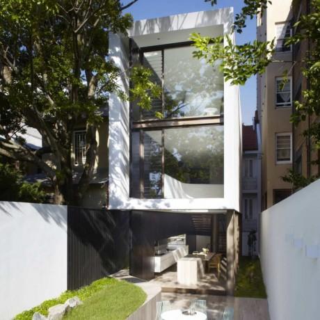 Расширение дома в Австралии 8