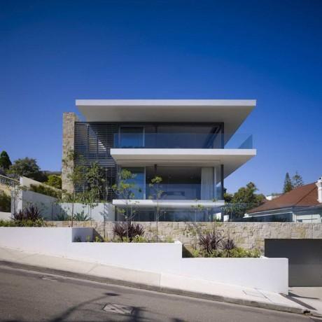 Стеклянный дом в Австралии 2