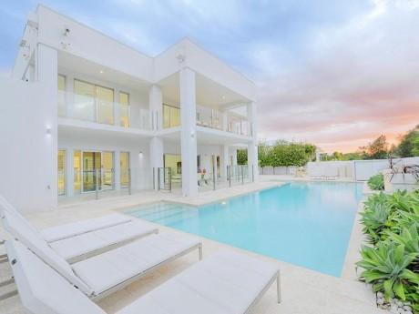 Очень белый дом