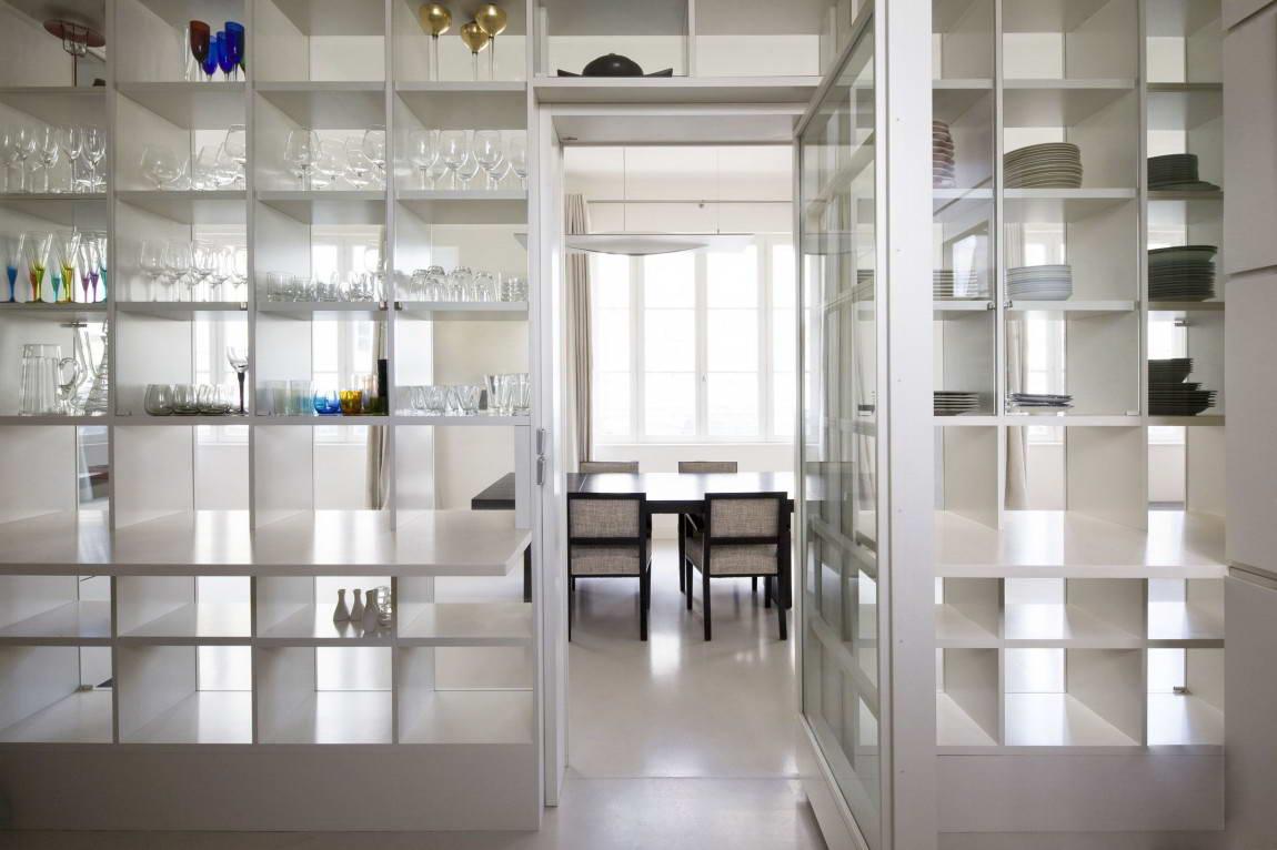 Продолговатая кухня дизайн