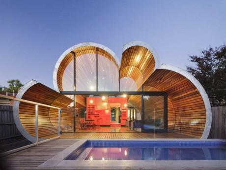 Расширение дома в Австралии 9