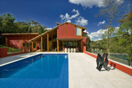 Лесной дом в Бразилии 3
