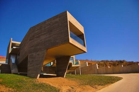 Дом на склоне в Испании 2