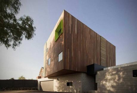 Дом-куб в Австралии