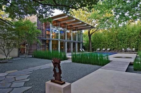 Садовый дом в США