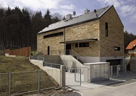 Загородный дом в Чехии 9