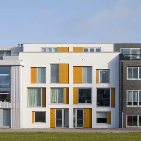 Дом на двух хозяев в Голландии