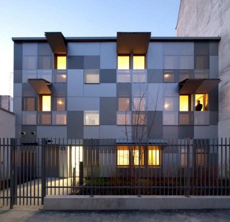 Социальное жильё в Париже